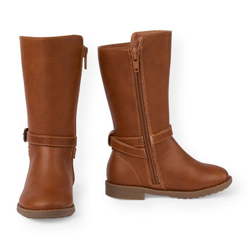 Toddler Girls Tall Ryder Boot | The Children's Place