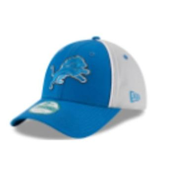 V0NE05TF NFL New Era Detroit Lions NFL Gameday 9Forty Velcro Adjustable Hat