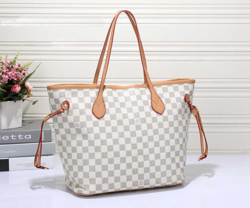 10bb53ce335d LV Louis Vuitton Handbag Louis Vuitton Women Leather Bag Tote Shoulder Bag
