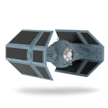 Star Wars™ Darth Vader's TIE Fighter™ Ornament With Light and Sound