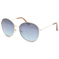 BLUE CROWN Round Aviator Sunglasses | 2 for $15 Sunglasses