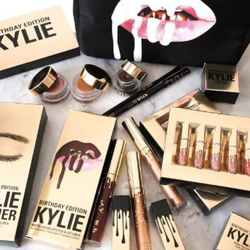 Kylie Cosmetics - LIMITED EDITION BIRTHDAY COLLECTION | THE BUNDLE