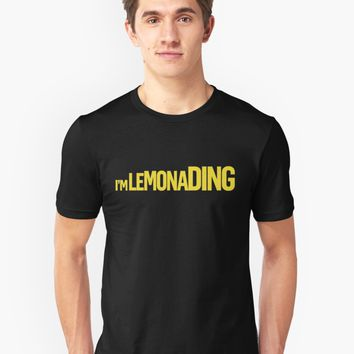'I'm Lemonading (Titus)' T-Shirt by coinho