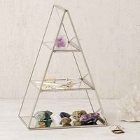 Hazel Glass Display Stand