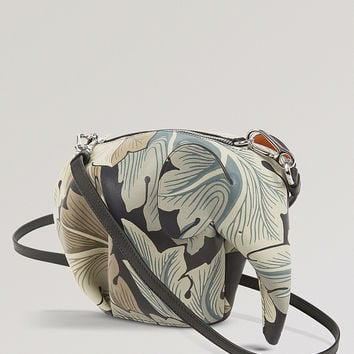 LOEWE Elephant Camo minibag leather shoulder bag