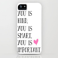 You is... iPhone & iPod Case by Amber Rose