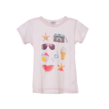 Wildfox Girls Beach Tee