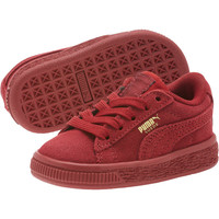 Suede Classic Tonal Infant Sneakers | Red Dahlia-Red Dahlia | PUMA Shoes | PUMA United States