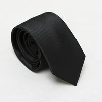 Slim Necktie (Solid) - 19 Colors