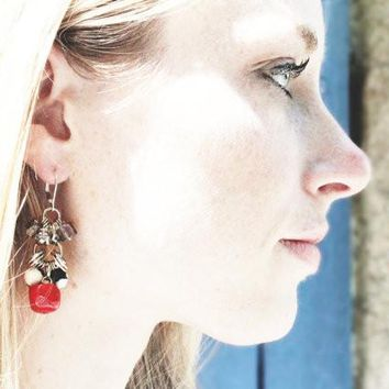 Mocak Dangle Earrings