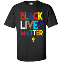 #BlackLivesMatter T-Shirt shirt