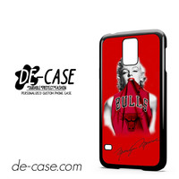 Marilyn Monroe Bulls For Samsung Galaxy S5 Case Phone Case Gift Present