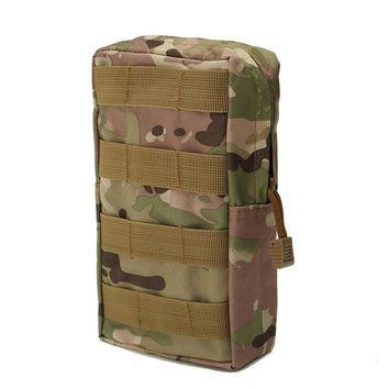 Tactical MOLLE Waterproof Medical First Aid  Bag and Storage Pouch