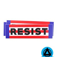 RESIST Sticker (Set of 3)