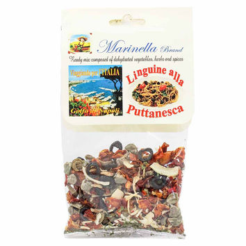 Dried Puttanesca Pasta Sauce Mix by Marinella 1.05 oz