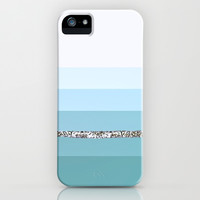 Party Stripes II iPhone & iPod Case by Monika Strigel