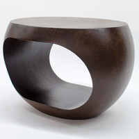 Drum Side Table by DLV at Bespoke Global