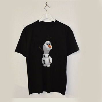 Olaf Frozen disney T-shirt unisex adults USA