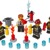 LEGO® City Fire Accessory Set