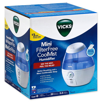 Vicks® Mini Cool Mist Humidifier