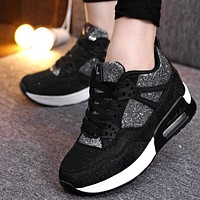 Leather Shoes Handmade Luxury Brand Tenis Feminino Sapato Women Casual Shoes Basket Femme Air Superstar Shoes