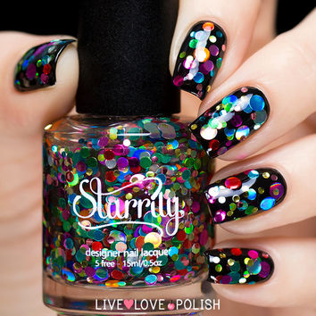 Starrily Balloon Animal Nail Polish (PRE-ORDER SHIP DATE 11/02/16)