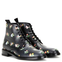 Lolita 20 leather ankle boots