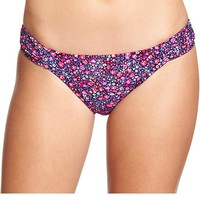 Women's Mix & Match Ruched Bikini Bottoms