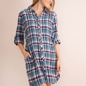 Rodeo Plaid Jacket / Dress by Simply Noelle