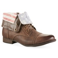 COMBAT FOLD-OVER BOOT