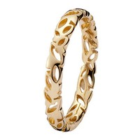 Spinning Ring 9CT Max Sunny Leafs  1007-06