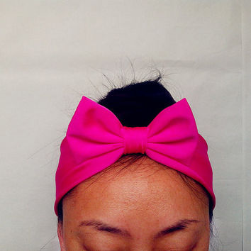 Turban Twist headband by Candyhandmadeshop on Etsy