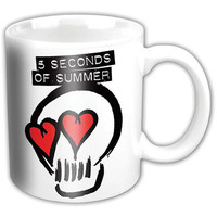 5 Seconds Of Summer Coffee Mug