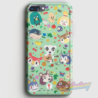 Animal Crossing New Leaf Town Folk iPhone 7 Plus Case | casefantasy