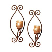 Rustica S2 Wall Sconces