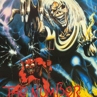 Iron Maiden Number of the Beast Poster 24x36