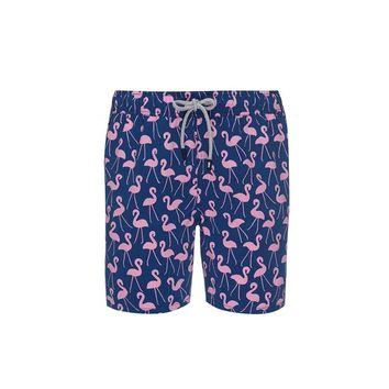 Tom & Teddy Flamingo Trunks Rose