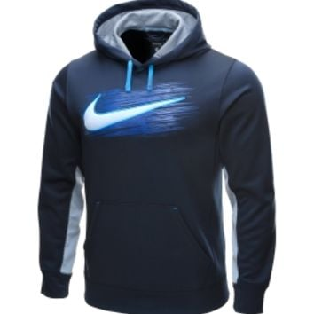 Nike Men's KO Swoosh Applique Hoodie | DICK'S Sporting Goods