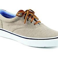 Sperry Top-Sider Mens Striper CVO Chambray Chino Boat Shoe STS10834