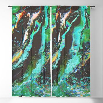 Amplify Blackout Curtain by duckyb