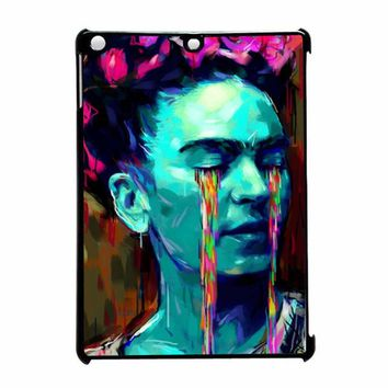 Frida Kahlo Vintage Floral 2 iPad Air Case