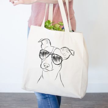Max the Jack Russell Terrier - Tote Bag