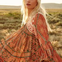 Free People Pink City Dress