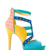 Fierce Summer Heel