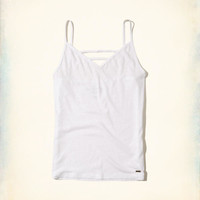 Girls Must-Have Strappy Cami | Girls New Arrivals | HollisterCo.com