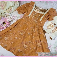 Liz Lisa Floral Chiffon Dress/One-Piece (NwT) from Kawaii Gyaru Shop