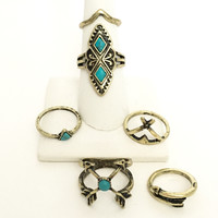 Hiking Trails Ring Set