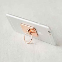 Rose Gold Ring Stand