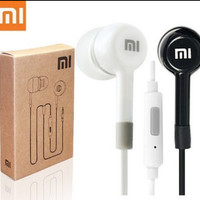 2015 New Hot Sales Best Quality Mi Earphone Headphones Headset for iphone Samsung Mini Ipad PSP MP3 MP4 With Remote And MIC