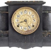 One Kings Lane - Russell Johnson - Vintage Seth Thomas Mantel Clock